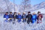 ZURA in Winter шоу айсуй